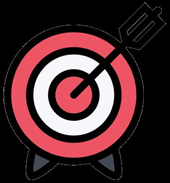 bullseye-target Search Engine Optimization (SEO)
