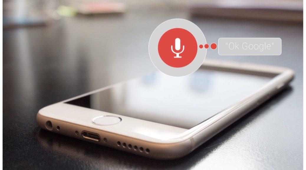 google voice search